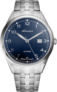 Мужские часы Adriatica A8260.5125Q фото 1