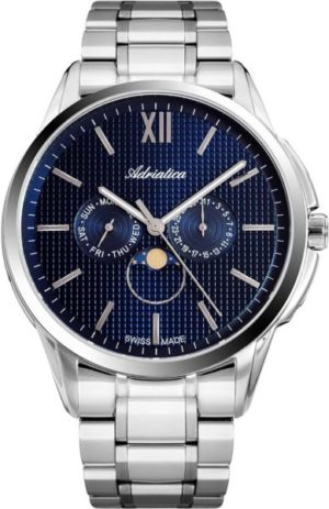Adriatica A8283.5165QF Moonphase for him