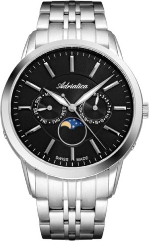 Adriatica A8306.5114QF Moonphase for him