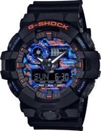 Мужские часы Casio GA-700CT-1AER фото 1