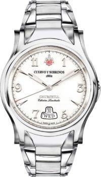 Мужские часы Cuervo y Sobrinos 2810B.1Y фото 1