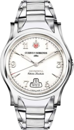 Cuervo y Sobrinos 2810B.1Y Robusto Churchill ''Yalta Edition''