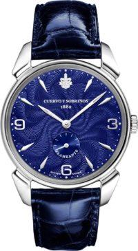 Мужские часы Cuervo y Sobrinos 3130.1FB фото 1