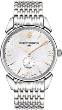 Мужские часы Cuervo y Sobrinos 3130B.1FA фото 1