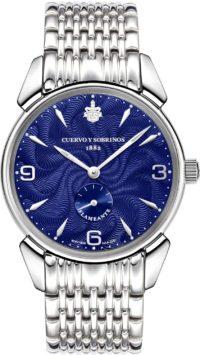 Мужские часы Cuervo y Sobrinos 3130B.1FB фото 1