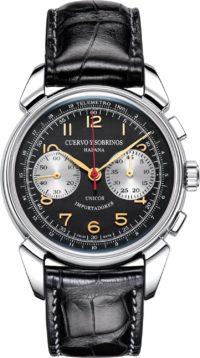 Мужские часы Cuervo y Sobrinos 3146.1N фото 1