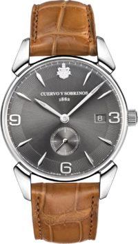 Мужские часы Cuervo y Sobrinos 3191.1VGS фото 1