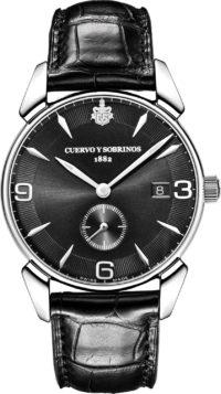 Мужские часы Cuervo y Sobrinos 3191.1VNS фото 1