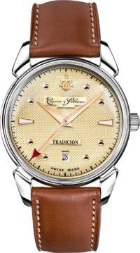 Мужские часы Cuervo y Sobrinos 3195.1TR.C фото 1