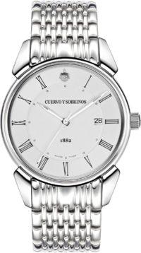 Мужские часы Cuervo y Sobrinos 3195B.1CS.AR фото 1