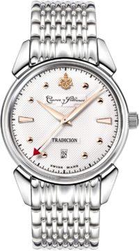 Мужские часы Cuervo y Sobrinos 3195B.1TR.S фото 1