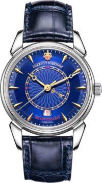 Мужские часы Cuervo y Sobrinos 3196.1BL фото 1