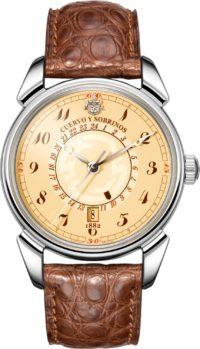 Мужские часы Cuervo y Sobrinos 3196.1C фото 1
