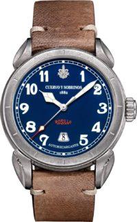 Мужские часы Cuervo y Sobrinos 3205.1B фото 1