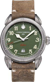 Мужские часы Cuervo y Sobrinos 3205.1K фото 1