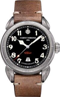 Мужские часы Cuervo y Sobrinos 3205.1N фото 1