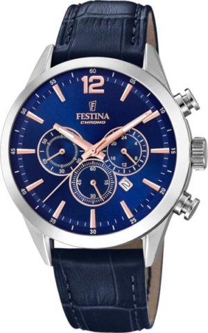 Festina F20542/4 Timeless Chronograph