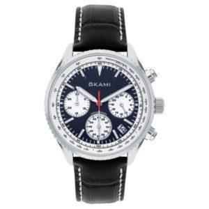 Наручные часы Okami KE40SSB-31LB
