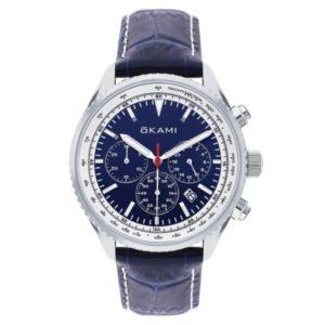 Наручные часы Okami KE46SSN-31LN