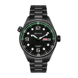 Наручные часы Okami KL42SBB-22BS