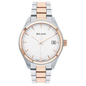 Наручные часы Okami KM42SRW-05BS