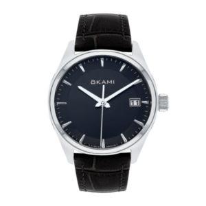 Наручные часы Okami KM42SSB-05LB