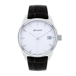 Наручные часы Okami KM42SSW-05LB