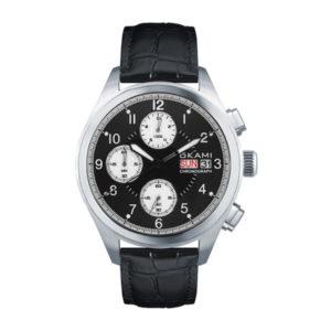 Наручные часы Okami KM43SSB-31LB