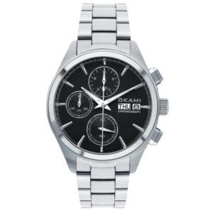 Наручные часы Okami KM43SSB-33BS