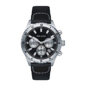 Наручные часы Okami KP44SSB-31LB