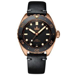 Наручные часы Phoibos PY018D Eagle Ray Bronze
