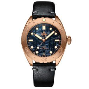 Наручные часы Phoibos PY018E Eagle Ray Bronze