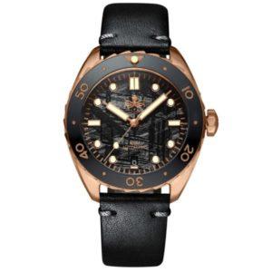 Наручные часы Phoibos PY018F Eagle Ray Bronze