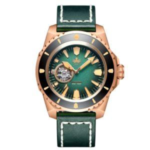 Наручные часы Phoibos PY027A Leviathan Bronze