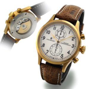 Наручные часы Steinhart 106-0451 Marine-Chronograph Bronze