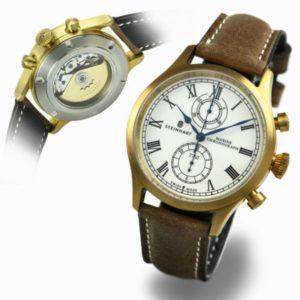 Наручные часы Steinhart 108-0923 Marine-Chronograph Bronze