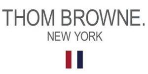 Thom Browne логотип