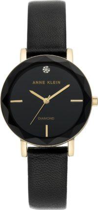 Женские часы Anne Klein 3434BKBK фото 1
