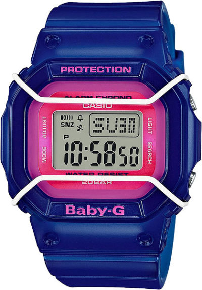 Женские часы Casio BGD-501FS-2E фото 1