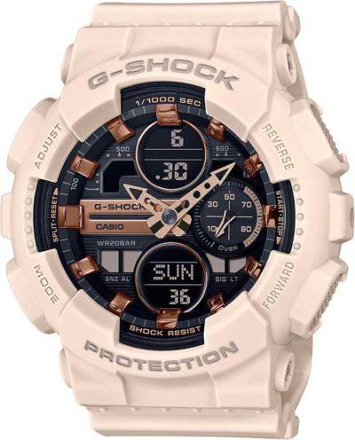 Женские часы Casio GMA-S140M-4AER фото 1