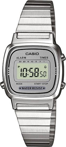 Женские часы Casio LA-670WEA-7E фото 1