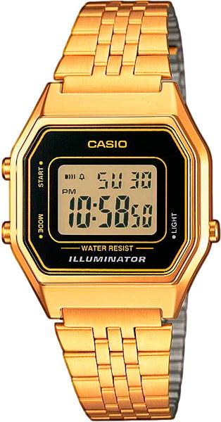 Женские часы Casio LA-680WEGA-1E фото 1