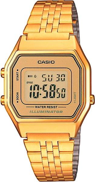 Женские часы Casio LA-680WEGA-9E фото 1