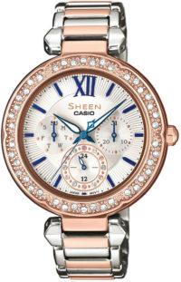 Женские часы Casio SHE-3061SPG-7B фото 1