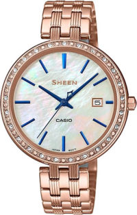 Женские часы Casio SHE-4052PG-2A фото 1