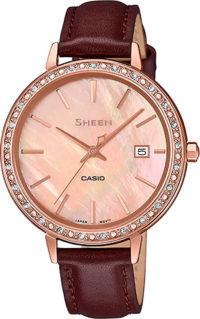 Женские часы Casio SHE-4052PGL-4A фото 1