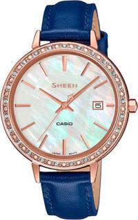 Женские часы Casio SHE-4052PGL-7A фото 1