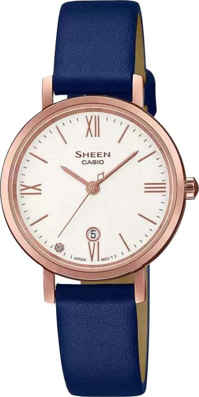 Женские часы Casio SHE-4540CGL-7AUDF фото 1
