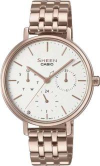 Женские часы Casio SHE-4541CG-7AUDF фото 1