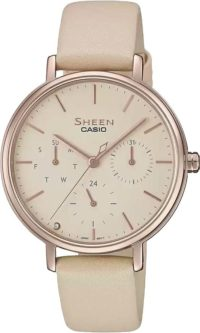 Женские часы Casio SHE-4541CGL-4AUDF фото 1